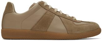 Maison Margiela Beige Replica Sneakers