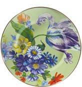 Mackenzie Childs Flower Market Enamel Dinner Plate