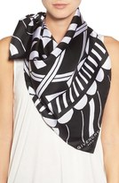 Givenchy 'Power of Love' Square Silk Scarf