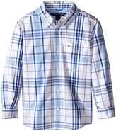 Tommy Hilfiger Long Sleeve Ethan Shirt Boy's Clothing