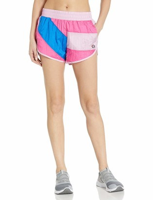 Champion Life Women's Colorblock Crinkle Short