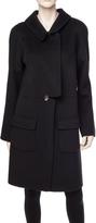 Max Studio Doubleweave Wool Coat