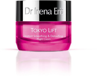 Dr. Irena Eris Tokyo Lift Instant Smoothing & Detoxifying Night Cream 50Ml