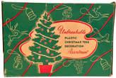 One Kings Lane Vintage 1940s Plastic Ornaments in Original Box
