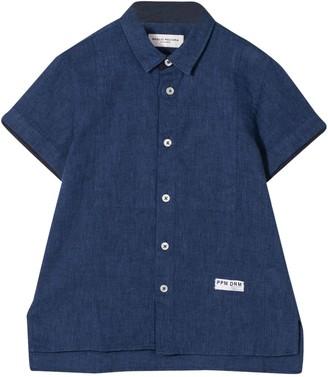 Paolo Pecora Kids Short Sleeve Shirt