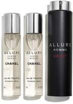 Chanel ALLURE HOMME SPORT EAU DE TOILETTE Refillable Travel Spray