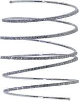 MATTIA CIELO Rugiada Five-Circle Wrap Tennis Bracelet