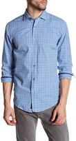 HUGO BOSS Ridley Slim Fit Plaid Shirt