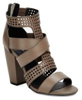 Kelsi Dagger Ballard Perforated Leather Sandals