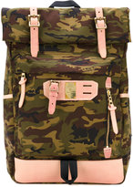 MASTERPIECE Master Piece camouflage backpack