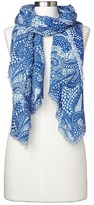 Gap Floral paisley scarf