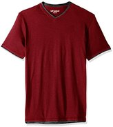 Lee Men's Big and Tall Len Tipping Tee