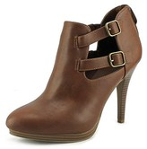 Style&Co. Style & Co Saraah Round Toe Synthetic Bootie.