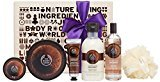 The Body Shop Coconut Essential Collections Bath & Body Gift Set, 5 pc