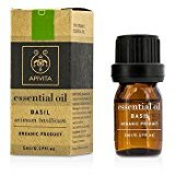 Apivita Essential Oil 01 Basil 5ml / 0.17fl.oz