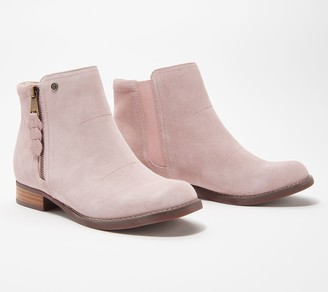 Spenco Orthotic Suede Ankle Boot - Ivy