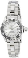Invicta Women's 14985 Pro Diver Analog Display Japanese Quartz Silver Watch