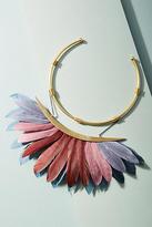 Katerina Psoma Artemis Feather Collar Necklace