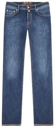 Jacob Cohen Comfort Stretch Slim Jeans