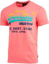 Superdry Men's Vintage Logo Graphic-Print T-Shirt
