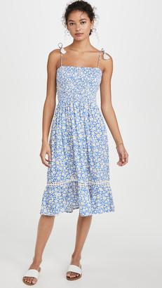 Playa Lucila Cami Midi Dress