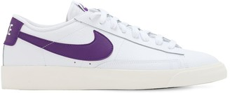 Nike Blazer Low Leather Sneakers