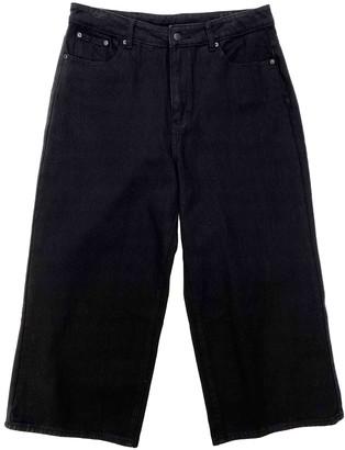 Lazy Oaf Black Denim - Jeans Jeans for Women