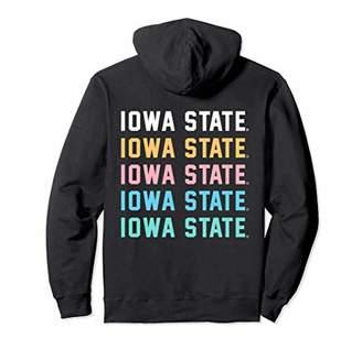 NCAA Iowa State Cyclones Women's College Hoodie RYLISU05