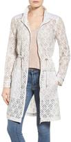 Nic+Zoe Lush Lace Coat