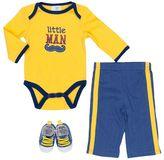 Baby Gear Graphic Bodysuit Set - Baby Boy