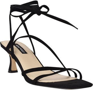 Nine West Agnes Lace-Up Sandal