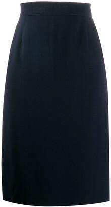 Gianfranco Ferre Pre-Owned 1990's straight skirt
