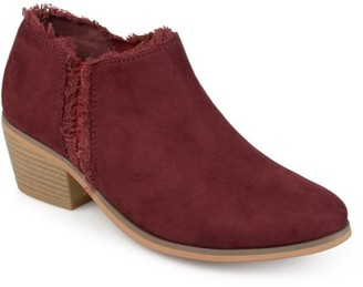 Brinley Co. Womens Casual Bootie