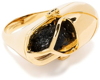 CAPSULE ELEVEN Capsule Crystal stone ring