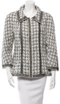 Chanel Silk Bouclé Jacket w/ Tags