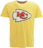 '47 Men's Kansas City Chiefs Logo Scrum T-Shirt