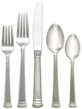 Lenox 20-Pc. Eternal Frosted Flatware Set, Service for 4