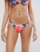 Ted Baker Silvy Orchid Wonderland Bikini Tie Pant
