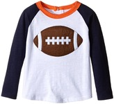 Mud Pie Gameday Football T-Shirts (Infant/Toddler)