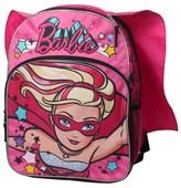 """Mattel Barbie 16"""" Backpack - Pink/Black"""