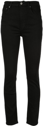 Reformation high waisted skinny jeans
