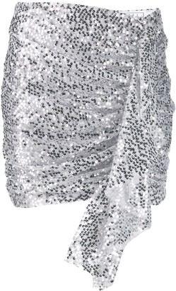 In The Mood For Love Emely sequin skirt