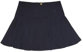 Chloé Kids Stretch cotton blend skirt