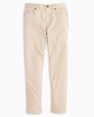 Southern Tide Boys 5-Pocket Pant