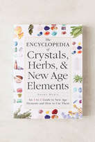 Urban Outfitters The Encyclopedia Of Crystals, Herbs, & New Age Elements By Adams Media