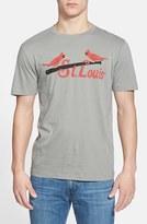 Red Jacket Men's 'St. Louis Cardinals - Brass Tacks' T-Shirt