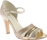 Anne Klein Women's Peplum Sandal