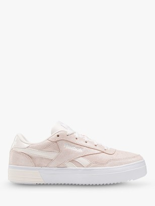 Reebok Royal Techque Bold Trainers, Pink/White