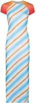 Thumbnail for your product : MAISIE WILEN Slinky short-sleeve midi dress