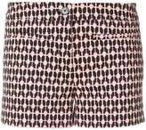 Dondup heart print shorts